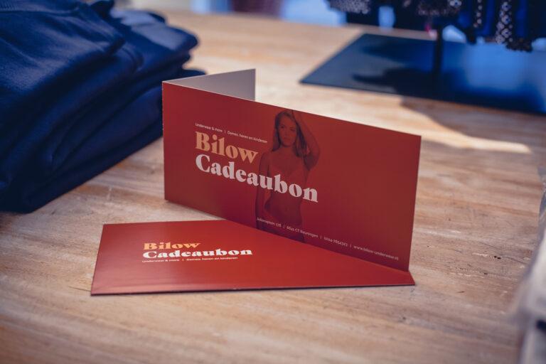 Bilow Underwear Beuningen - Cadeaubon